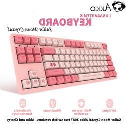 Akko 3087 mechanical keyboard version of Sailor Moon Crystal