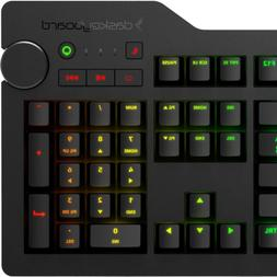Das Keyboard 4Q Soft Tactile Cherry MX Brown RGB Smart Mecha