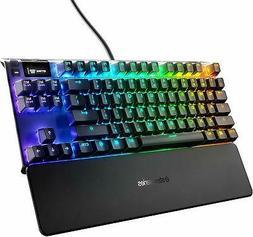 SteelSeries Apex 7 TKL Compact Mechanical Gaming Keyboard