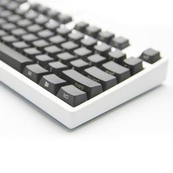Black PBT Keycap Set for IKBC/Filco/Ducky Cherry Mx keyboard