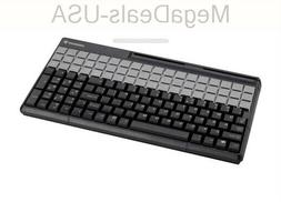 Brand New Cherry SPOS QWERTY Keyboard + Magnetic Stripe Read