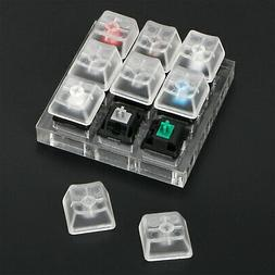 for Cherry MX 9 Keys Switch Tester Shaft + 9 Keycap puller k