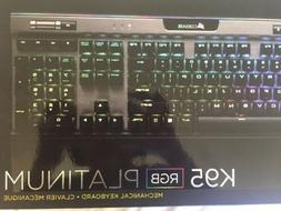 Corsair K95 RGB Platinum Cherry MX CH-9127114-NA Gaming Keyb