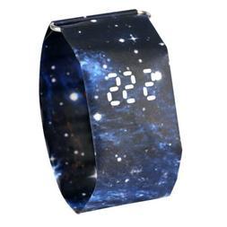 fashion quartz wrist watch men women dupont