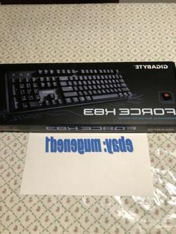 force k83 mechanical gaming keyboard cherry mx
