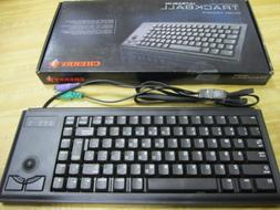 Cherry G84-4400/G84-4420 Keyboard With Trackball