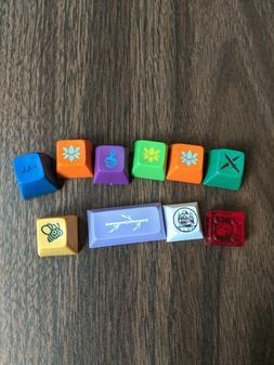 grab bag random keycap sa cherry profile