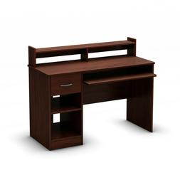 Home Office Computer Laptop Writing Desk/Table With Keyboard