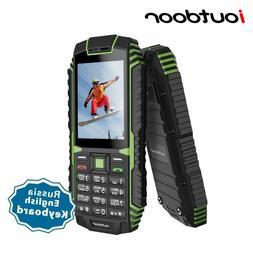 ioutdoor T1 2G Feature Mobile Phone Rugged IP68 Waterproof P