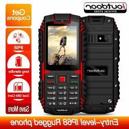 ioutdoor T1 Rugged  Phone 2G Feature IP68 Shockproof Waterpr