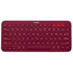 Logitech K380 Multi-Device Bluetooth Keyboard Cross system E
