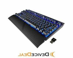 Corsair K63 Blue LED Wireless Mechanical Gaming Keyboard - C