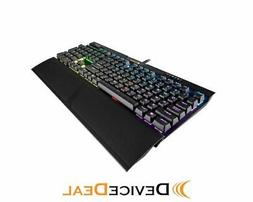 Corsair K70 RGB MK.2 Mechanical Gaming Keyboard - Cherry MX