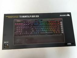 Corsair K95 RGB PLATINUM XT Mechanical Gaming Keyboard, CHER