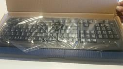 Cherry Keyboard Business K-1 Black PS2 Plug NEW SHIPS FREE