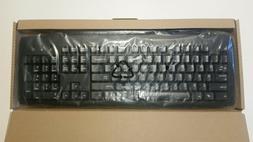 Cherry Keyboard Business K-1 Black USB New