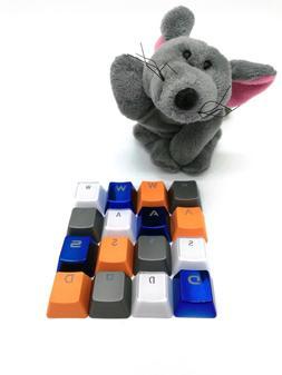 Keycaps / Key Sets  For Cherry MX Mechanical Keyboards, Back