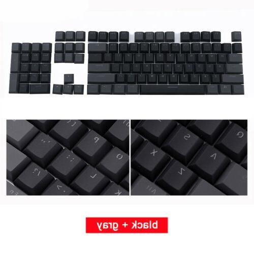 104 Key Double shot Keycaps for Switch