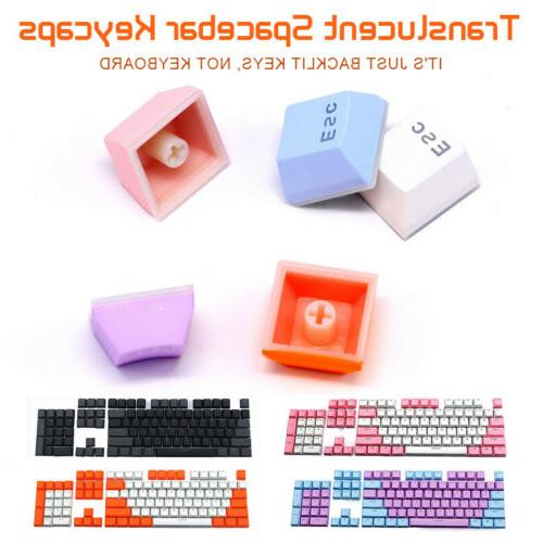 104 Key Double shot for Mechanical Cherry MX Switch