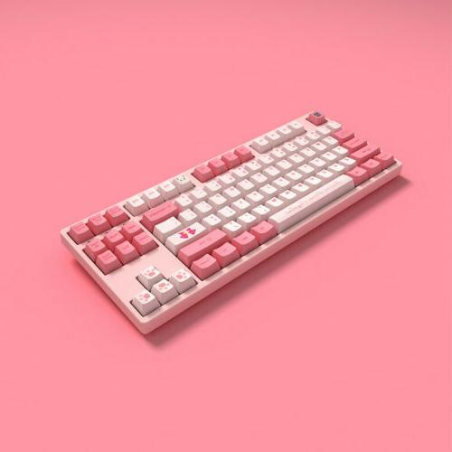 Anime Sailor Pink Cute Keyboards