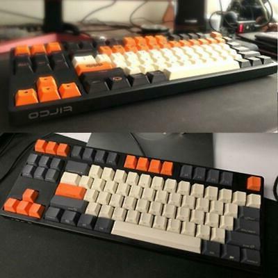 carbon 125key oem profile pbt keycap
