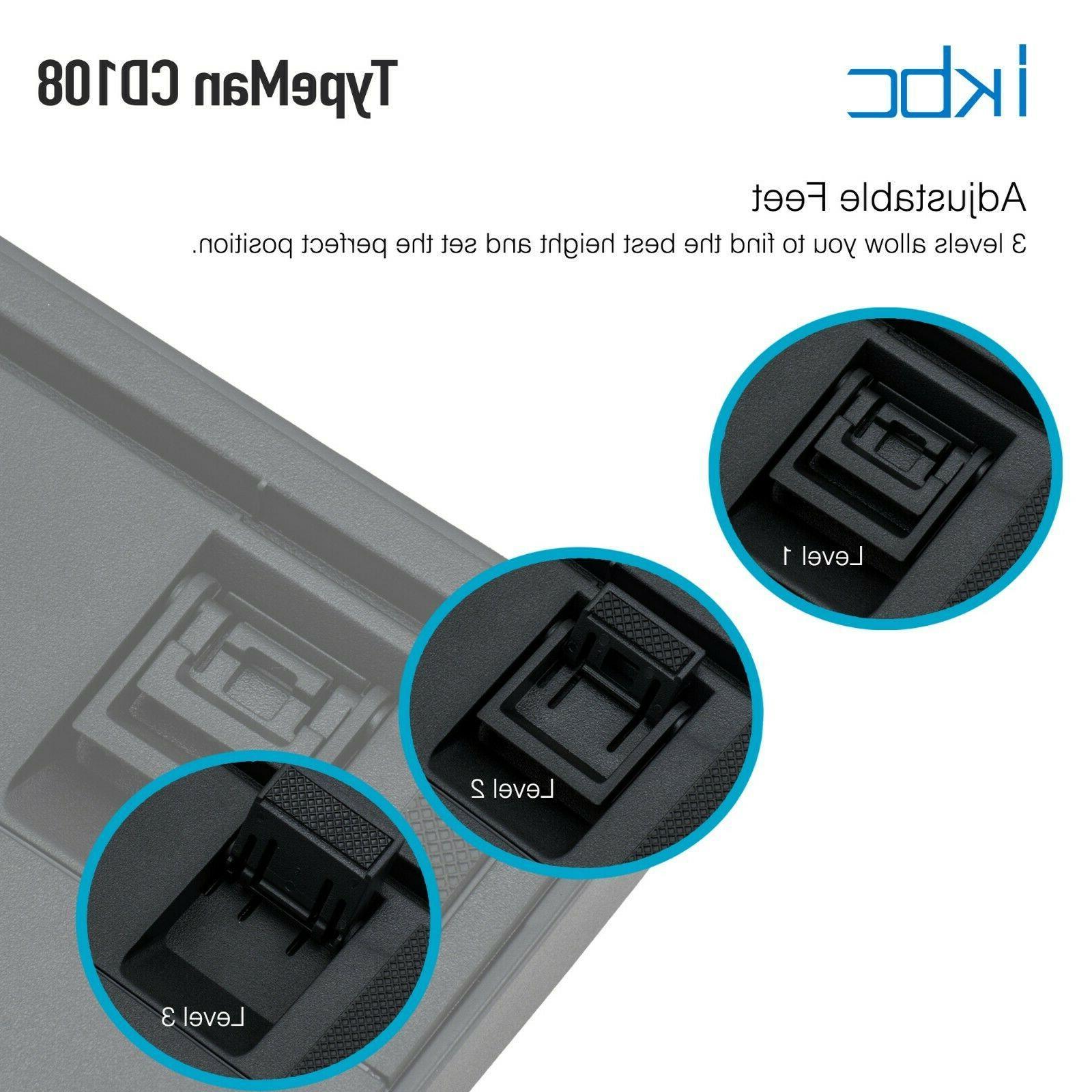 iKBC CD108 v2 Mechanical Ergonomic MX