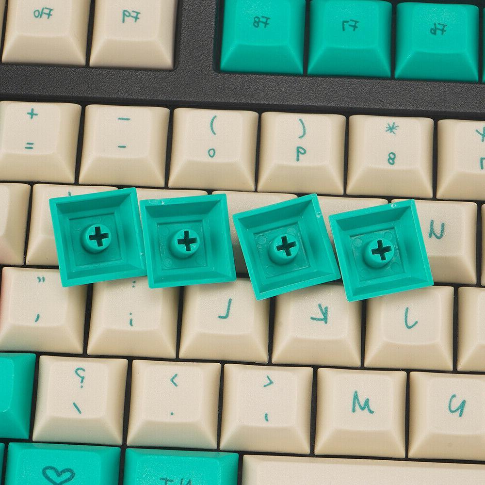DSA Hawaiian Keycaps For Keyboard Filco 61 104