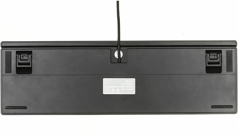 iKBC Backlit MX Keyboards