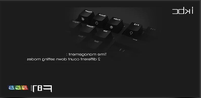 iKBC Backlit Keyboard Cherry Tenkeyless