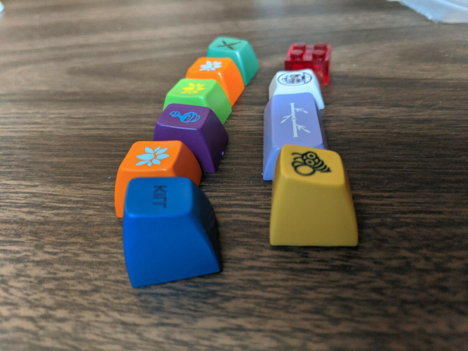 Grab Bag Random SA Cherry? Profile keyboard keys