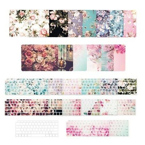 graphics hard case keyboard cover for new