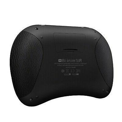 Rii i8+ Mini Wireless Bluetooth Backlight Keyboard