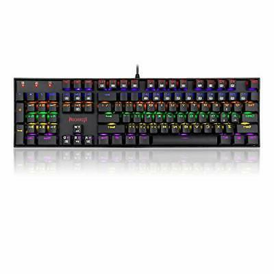 Redragon Mechanical Keyboard Cherry MX Blue
