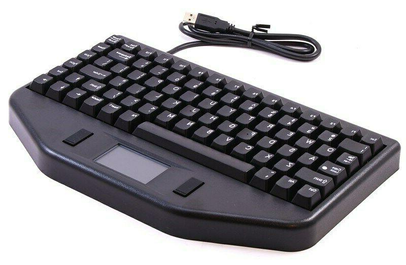 kba n blt mechanical keyboard w touchpad