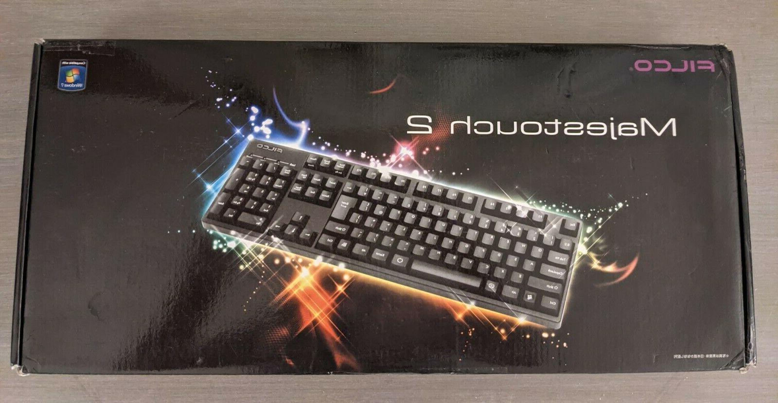 Size Mechanical Keyboard w/