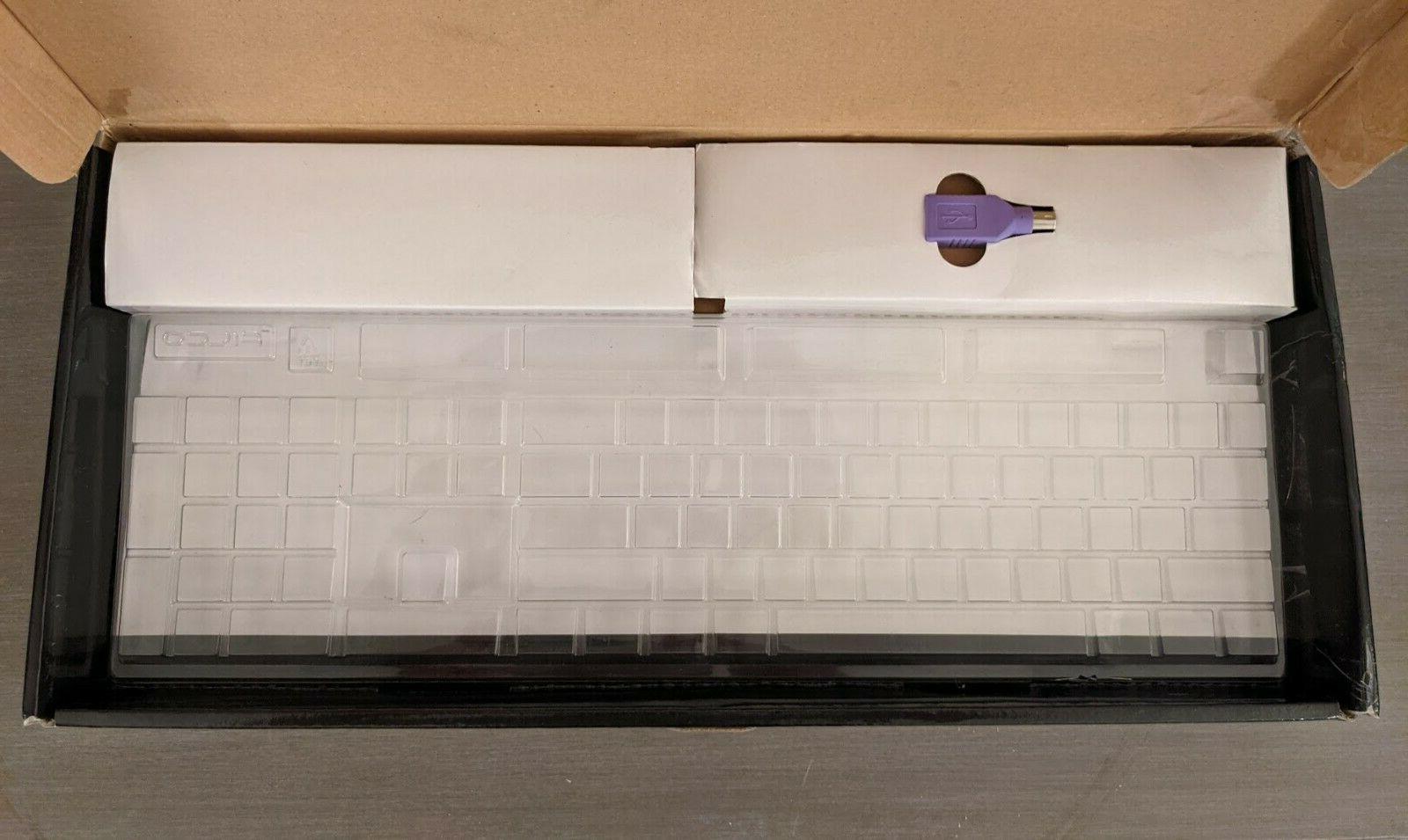 Filco Majestouch Size Cherry MX Mechanical Keyboard Box