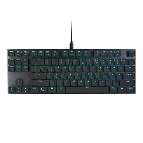 Cooler Mechanical Keyboard MX Low in Design