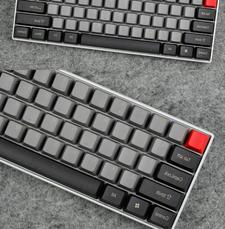 Top/Side/blank Dolch PBT Keycap Set For Cherry Keeb