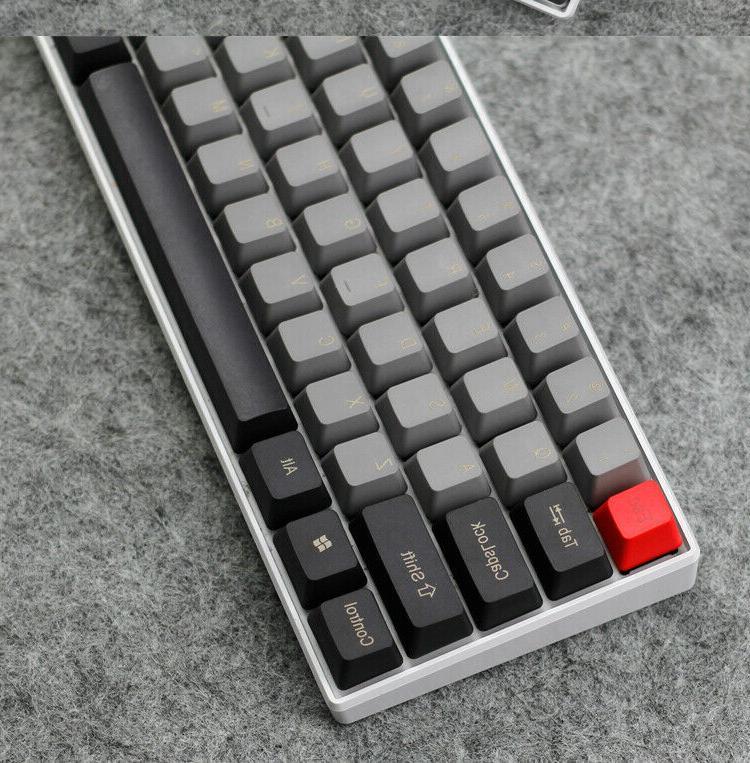 Top/Side/blank Dolch PBT Keycap Set Ducky/IKBC/Filco Cherry