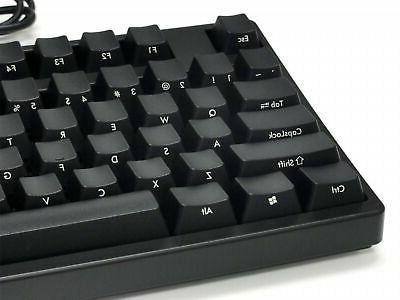 USA Tenkeyless, Action, Keyboard