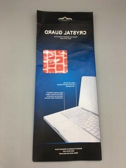 Crystal Guard Mac Book Keyboard Cover in RED