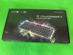 Filco Majestouch Tenkeyless Mechanical Keyboard MX Cherry Me