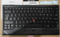 New Lenovo ThinkPad small red dot Bluetooth wireless keyboar