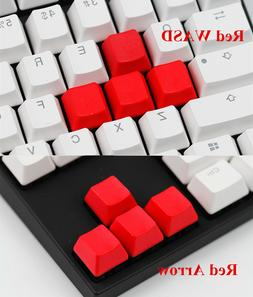 Non Printed Blank Keycap Cap Thick PBT Keycaps for Cherry MX