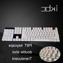 Original Vortex key cap set IKBC PBT Double Shot keycap for