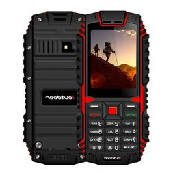 Outdoor Shockproof Mobile Phone T1 2G Feature Rugged Phone I