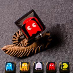 PAC MAN Resin 1pc Handmade Keycap OEM R4 Key Cap For Cherry