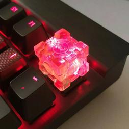 Portal Companion Cube Keycap Cherry MX Mechanical Gaming Key