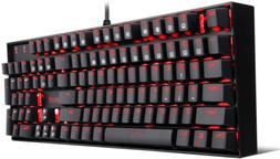 Redragon K551 Mechanical Gaming Keyboard with Clicky Cherry