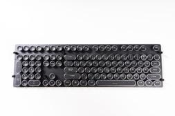 Magicforce Retro Typewriter Keycap Set Black for cherry MX m